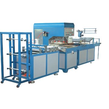 Automatic PVC bag sealing machine