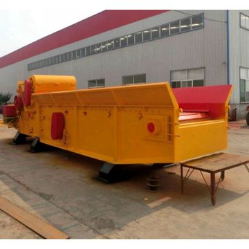Professional and large capacity drum chipper