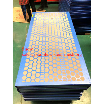 API Standard Brandt King Cobra Oil Shale Shaker Screen