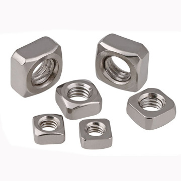 DIN557 Stainless steel Square Nuts