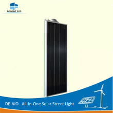 DELIGHT DE-AIO 120W Motion Sensor Integrated Solar Lighing