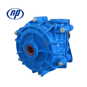 3 inch High Head Slurry Pumps