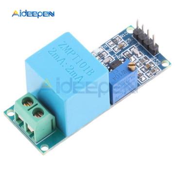 NEW Active Single Phase Voltage Transformer Module Board AC Active Output Voltage Sensor Module for Arduino Mega ZMPT101B 2mA