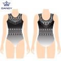 Custom lace sleeveless leotards