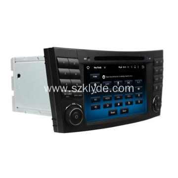 Car DVD Player alang sa BENZ W211 2002-2008