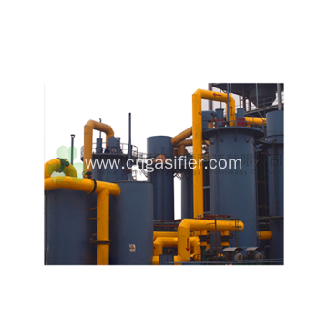 30-50mm Wood Chips Biomass Gasification for Dryer
