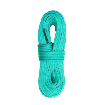 Polyester climbing rope for rescue safety rope