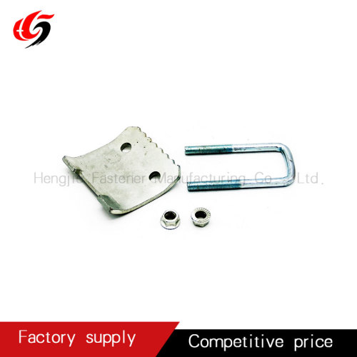 U Channel Window Beam Clamp with U Bolt