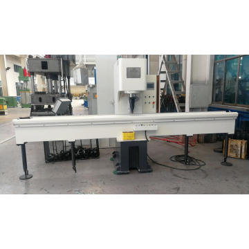 100T C-Type Hydraulic Straightener