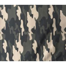 Camouflage For Poly Knit Fabric