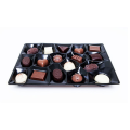 food packaging blister chocolate tray