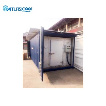 Cold Room Cold Storage Refrigerated Container