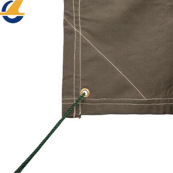 Heavy Duty Large Canvas Boat Tarps