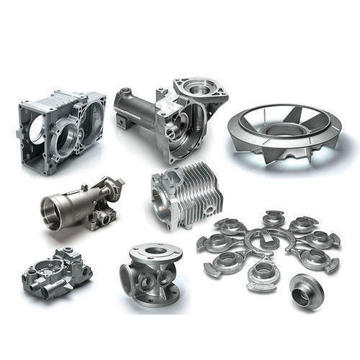 Aluminum Die Casting Mining Machinery Parts