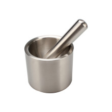 Stainless Steel Mortar & Pestle