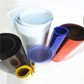 Rigid colorful PVC rigid films