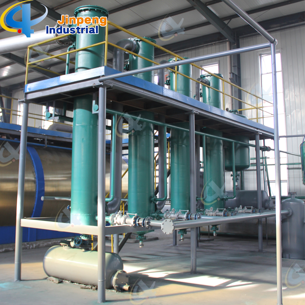 Waste Crude Oil Process Machine