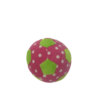 Baby Soft Football Rosy