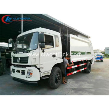 Brand new Dongfeng 180hp 14cbm Waste Process Truck