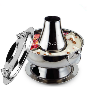 High Quality Stainless Steel Traditional Hot Pot
