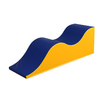 Kids Soft Foam Wave Shape Play Equipment