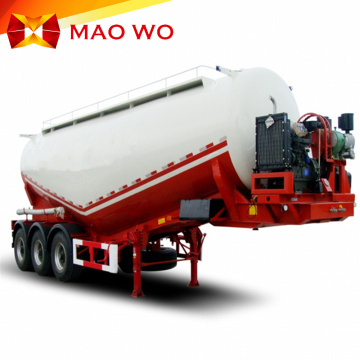 powder tanker bulk cement tank semi trailer for sale