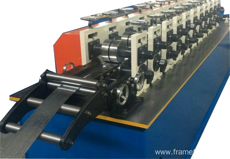Steel Main Channel making Machine
