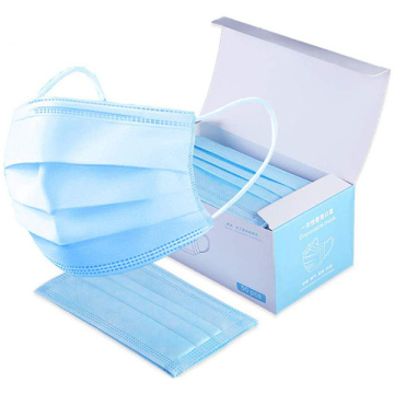 3ply Nonwoven Disposable Face Mask