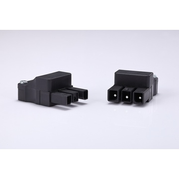 Electric Male Female Pluggable Wire Connectors PS1-03