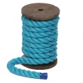 6mm 10mm 100% natural various colourful cotton rope