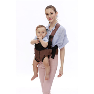 Head Support Forward Baby Carrier