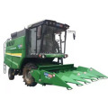 self-propelled corn picker separate grain from cob
