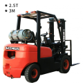 2.5 T Gasoline And LPG Forklift