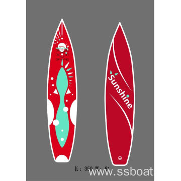 Soft Inflatable Paddle Surfboard Surf Boards