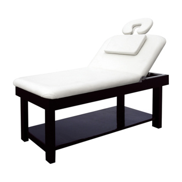 Beauty Wooden Massage Bed