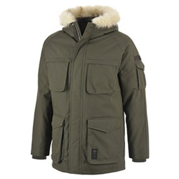 Klasik Mens Cotton Coat Winter Down Jacket