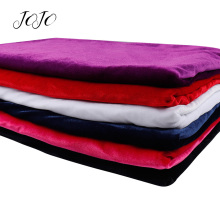 JOJO BOWS Velvet Fabric Soft Solid Color Sheet Home Textile Sewing Material For Needlework DIY Handmade Crafts Supplies 45*145cm