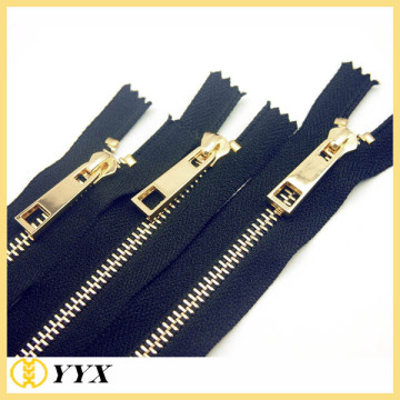 Trapezoid Zip Puller Metal Zipper for Handbags