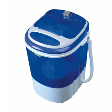 Blue Plastic Cover Mini 3KG Washing Machine