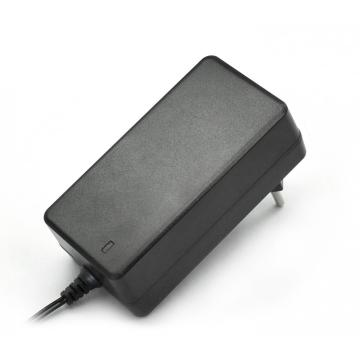 24V 2.5A AC DC Wall Mount Power Adapter oo leh UL62368