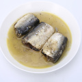 Mackerel Canned In Sunflower Vegetable Oil