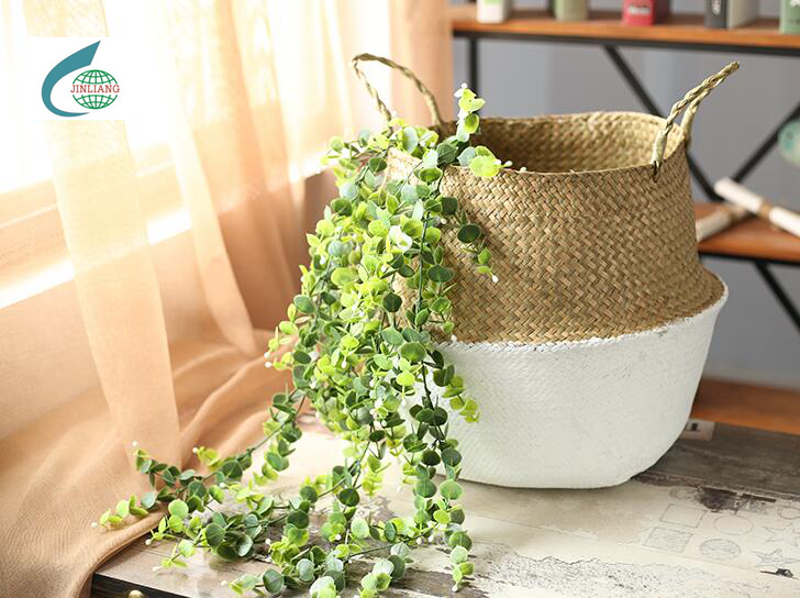 flower pot basket