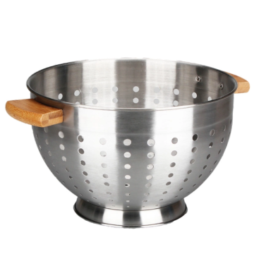 Stainless Steel Colander with bowl shape