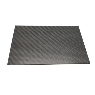 Custom 1k 3K twill carbon fiber plate 3mm carbon sheet 2mm 4mm