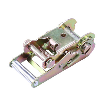 Ratchet Belt Buckle For Watercraft Trailers