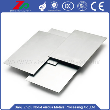 Pure molybdenum sheet suppliers