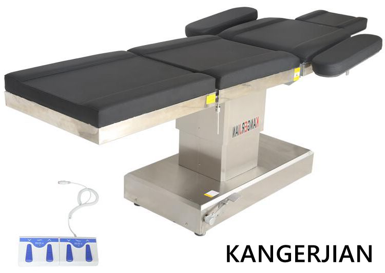 Multifunction manual surgical x-ray operating tables