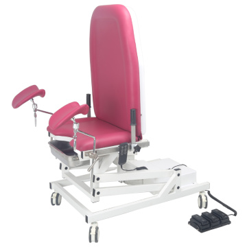 Portable Exam Table With Stirrups