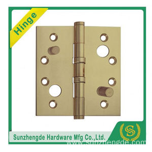 SZD stainless steel cabinet or bathroom 6 inch brass shower hinges for glass
