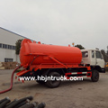 Camion videur Dongfeng 10000 litres